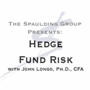 Hedge Fund Risk Webcast with John Longo