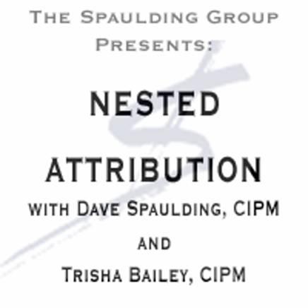 Nested Attribution Webcast